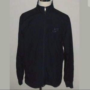Nike Navy Blue Zip Up Jacket